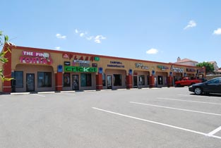 Dieter Village Plaza in El Paso